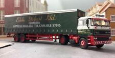 Camions miniatures rouges DAF