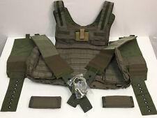 NEW Eagle Industries MAR-CIRAS Releasable Body Armor Vest Ranger Green RLCS LRG