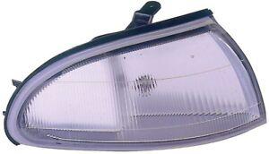 Parking / Side Marker Light Assembly Right Maxzone fits 1993 Geo Prizm
