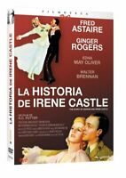 The Story Of Vernon And Irene Castle - Fred Astaire, G. Rogers NEW REGION 2 DVD