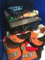 ODD SOX Crew Socks Variety Free Shipping