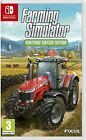 Nintendo Switch Edition Farming Simulator Game Brand New and Sealed Software