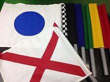 Motorsport/Race/Racing/Rally/Marshal/Stockcar/Autograss STARTER SET INC POLE
