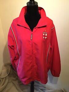England Football Lightweight Training Jacket Size M