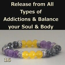 Bracelet to Release from All types of Addictions and Balance your Soul and Body