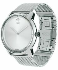 Movado Bold 44mm Stainless Steel Men's Watch - (3600260)
