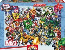 Educa 15193 - 1000 los Héroes de Marvel