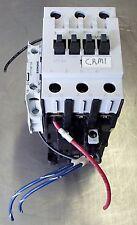 SIEMENS MOTOR STARTER RELAY 55 AMP MODEL 3TF3411-0B Used T/O