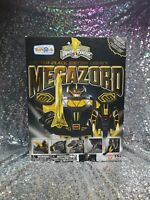 Bandai Mighty Morphin Power Rangers Legacy Megazord Black and Gold Edition *NEW*