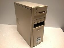 Compaq Deskpro 6000 5166X/2150/PD Desktop Computer Intel Pentium MMX/64MB/0HDD