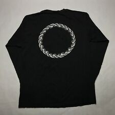 Tool Lateralus Long Sleeve Vintage T Shirt 2001 Black Size Large Rock Tee L