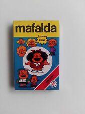 Baraja de Cartas Mafalda Fournier, naipes, catetos PRECINTADA cuartetos