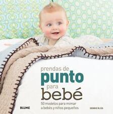 Prendas de punto para bebé: 50 modelos para mimar a bebés y niños-ExLibrary