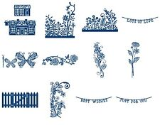 Tattered Lace - Panorama Collection - En Stock