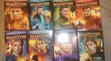MacGyver - The Complete TV Series  (All 7 Seasons) - PLUS TV MOVIES!