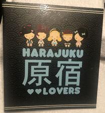 Gwen Stefani Harajuku Lovers 3 Ring 2010 Binder