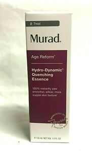 Murad HYDRO-DYNAMIC QUENCHING ESSENCE Age Reform Hydration NEW IN BOX -Sealed