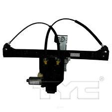 Power Window Motor and Regulator fits 2002-2006 GMC Envoy XL Envoy XUV  TYC