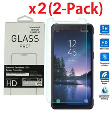 For Samsung Galaxy S8 Active 2 PCS Premium Tempered Glass Screen Drop Protection
