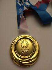 TOKYO 2020 TOKIO Olympic Replica GOLD MEDAL