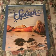 Splash CED Touchstone Home Video Tom Hanks Daryl Hannah Eugene Levy John Candy
