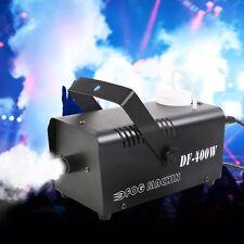 Smoke Fog Machine with Wired Remote Control,400W Smoke Effect Machine Stage Equi