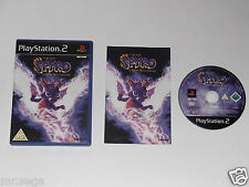 """Leyenda de Spyro un nuevo comienzo para Playstation 2 tienen muy raro y difícil de encontrar"""""""