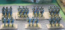 15mm 33 X Pintado Infantería Napoleónicas prusiano Landwehr