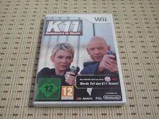 K11 Kommissare im Einsatz für Nintendo Wii und Wii U *OVP*
