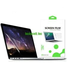 Clear LCD Guard Film Screen Protector For Apple Macbook Air Pro 13 Inch 13.3""