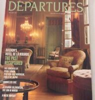 Departures Magazine Avignon's Hotel De La Mirande May/June 1995 072717nonrh2