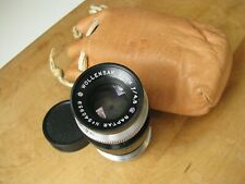 Rare Leica E. Leitz N.Y. Wollensak 90mm Raptar 2 f/4.5 Lens Leica Screw Mount