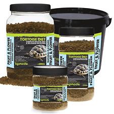 Komodo Fruit & Flower Flavour Tortoise Diet 2KG