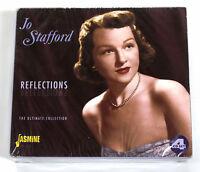 Jo Stafford REFLECTIONS THE ULTIMATE COLLECTION 4 CD 2009 Jasmine NUOVO