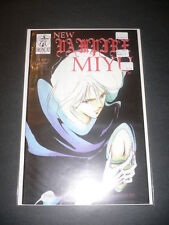 New Vampire Miyu Vol.1 Part 4 VF Comic Ironcat Dec 1997