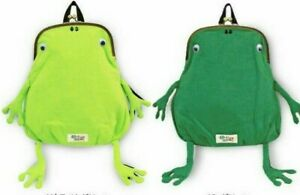 Gym master Frog Frame MINI SIZE Clutch Type Backpack 2 colors New