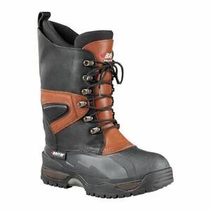 Baffin Apex Leather Boot (Size 11) Black/Bark Item #4000-1305-455(11)