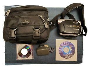 MINT Condition Samsung SC-DX103 SCDX103 DVD With Accessories Tested Works