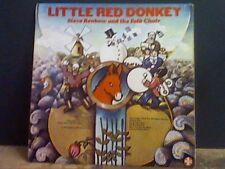STEVE BENBOW AND THE FOLK CHOIR  Little Red Donkey   LP