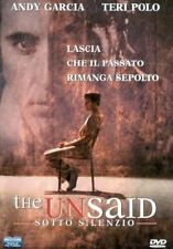 The Unsaid - Sotto Silenzio (2001) DVD