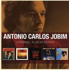 Antonio Carlos Jobim - Original Album Series [New CD] UK - Import