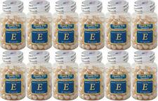 12 Bottles Nu-Health Squalene Vitamin E Skin Oil Moisture Complex (90 Capsules)