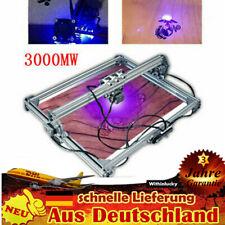 3000MW Lasergravierer Graviermaschine 65x50cm Mini Laser Graviergerät Engraver