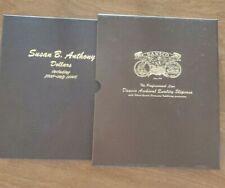 1979-1999 P/D/S 18 coins Susan B Anthony Dollar Set Unc & Proof in Dansco Album