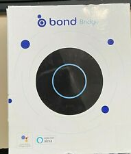 Bond Bd-1000 Home Smart Automation Device Works With Alexa and Google Home -.