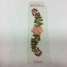 Natures Wildflowers Flower Franklin Covey Page Finder Insert Compact 95 Quest 6