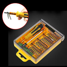 Sales!32in1 Set  Screwdriver Set Repair Tool for MP3 Mobile Cell Phone PC Laptop
