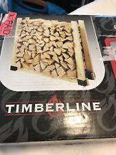 Fire Wood Holders , Timberline Adjustable Steel Bracket