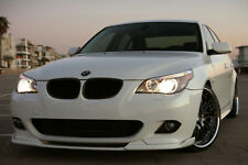 BMW SERIE 5 E60 M-SPORT RAJOUT DE PARE CHOC AVANT /JUPE