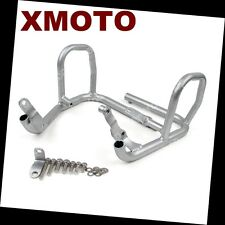 Motorcycle Saftey Crash Bars Protection For Bmw F800/700/650/Gs 2008-2013 Silver
